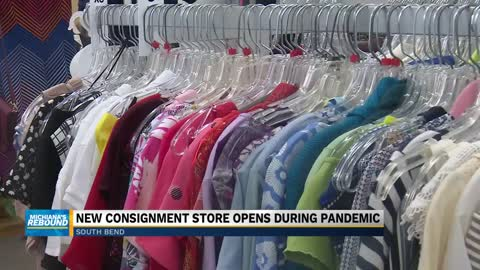 New consignment shop opens during pandemic