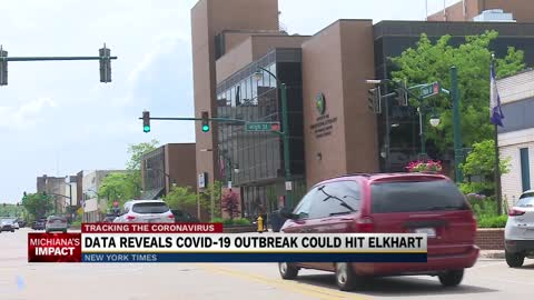 New data reveals Elkhart as next COVID-19 hotspot 2
