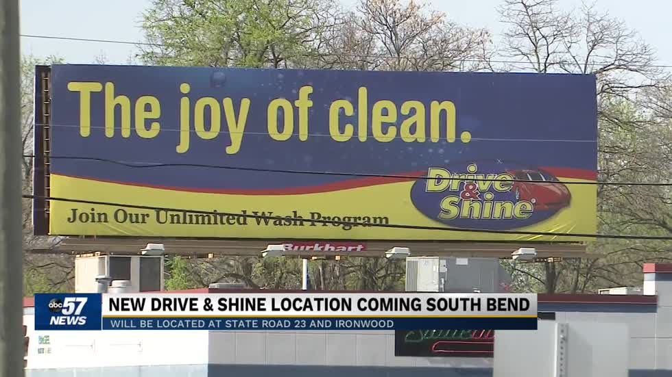 New Drive-and-Shine coming to South Bend.