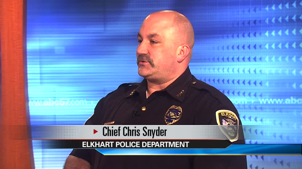 New Elkhart police chief talks department's future
