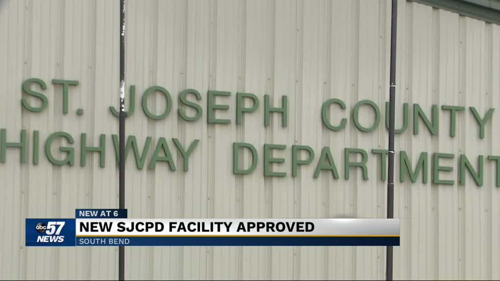 New facility approved for St. Joe County Police