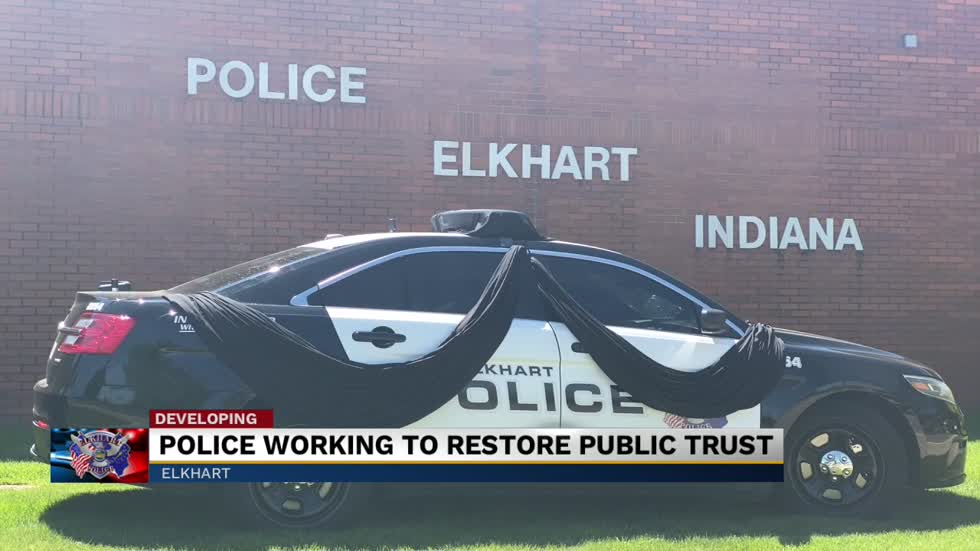 Residents react to new policy for the Elkhart Police department