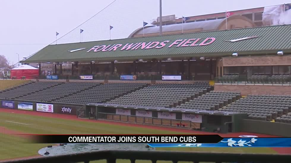 New South Bend Cubs commentator to join Cubs family