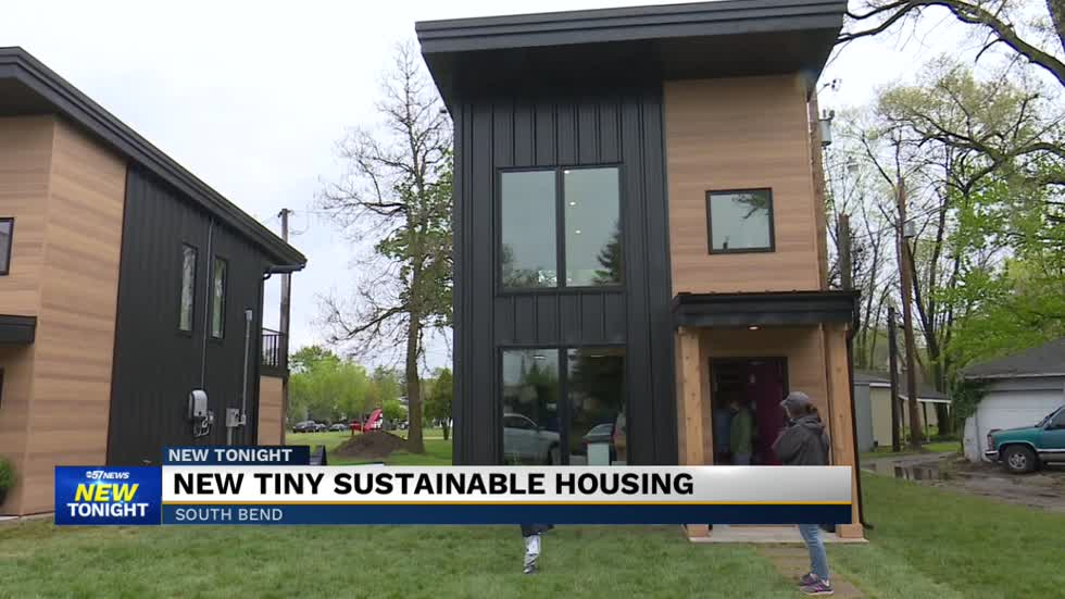 New tiny houses in South Bend promotes sustainable living
