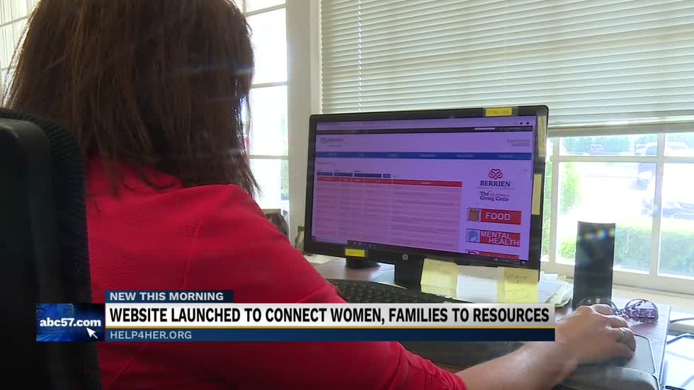 New website to connect women, families to local resources