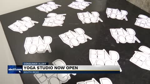 New yoga studio opens in downtown South Bend's revitalized Hibberd Building