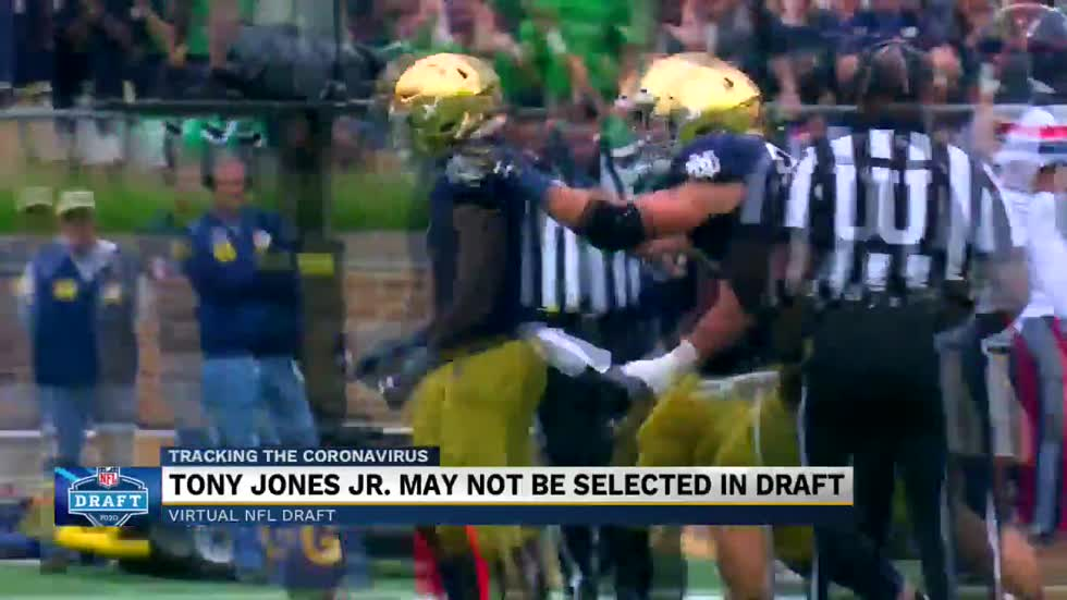 NFL Draft Profile: Tony Jones Jr.