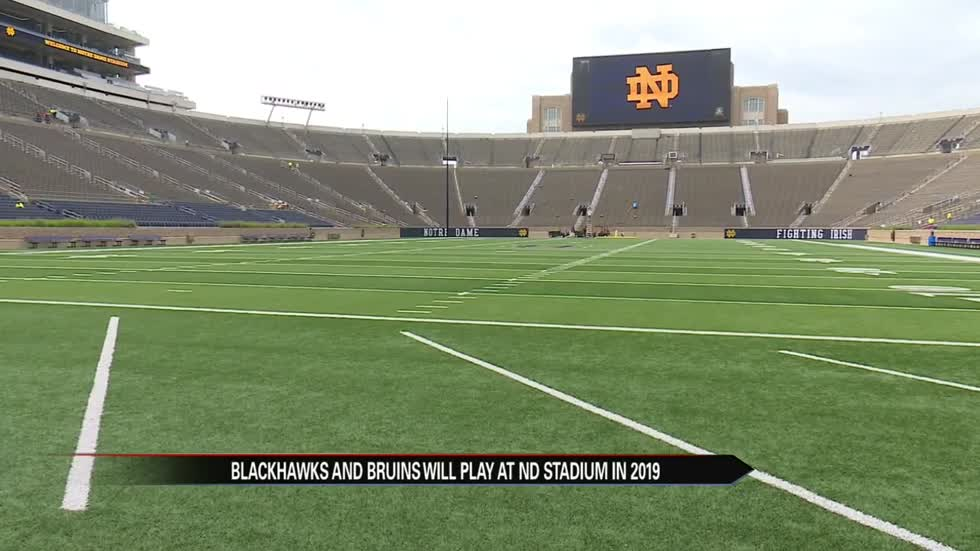NHL Winter Classic coming to Notre Dame Stadium in 2019