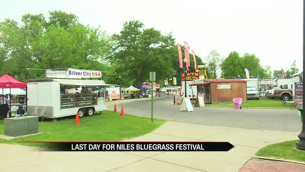 Niles Bluegrass Festival happening downtown