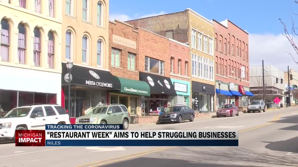Niles kicks off first ever Restaurant Week