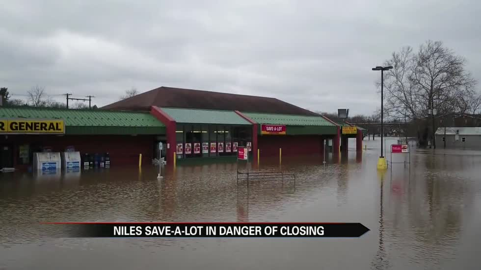 Niles Save-A-Lot in danger of closing after flood