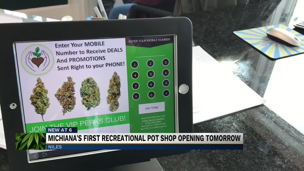 Michigan weed dispensary braces for first day of legal use