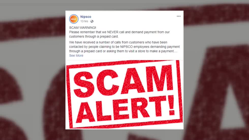 NIPSCO warns Michiana customers of scam
