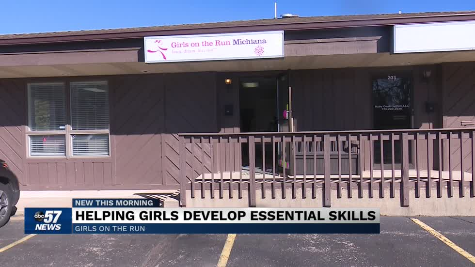 Non-profit organization empowering young girls through mentorship