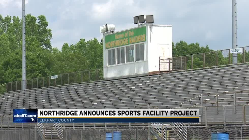 Northridge HS to begin sports complex project