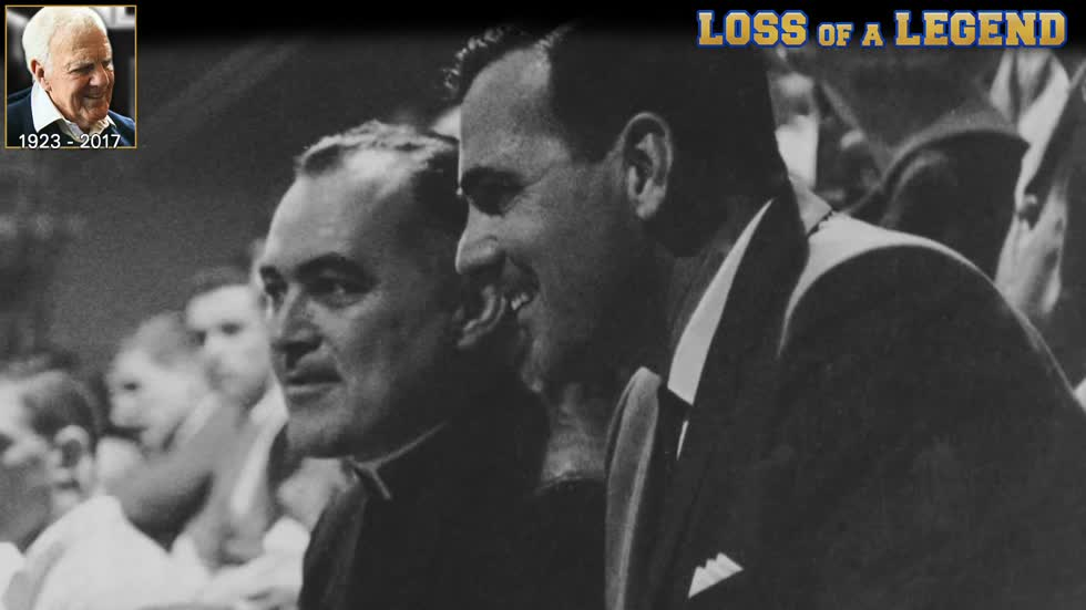 Notre Dame coaches, players remember Parseghian