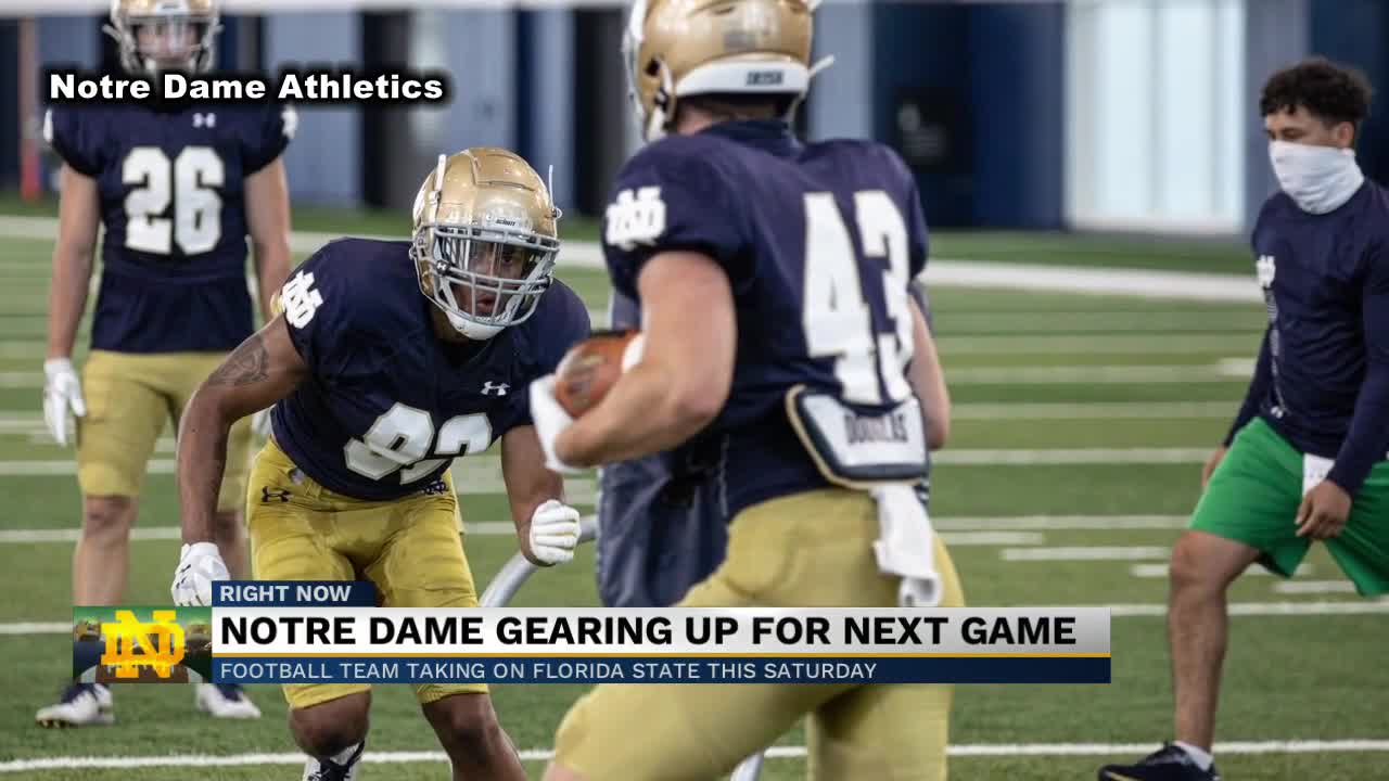 notre dame football schedule - photo #40