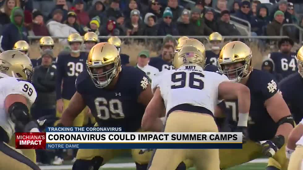 Notre Dame keeps deadline of May 15 to decide summer activities