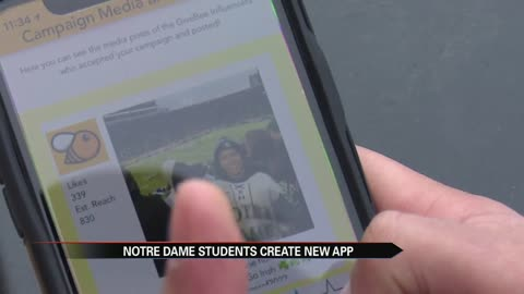 Notre Dame students create app that could help you save money