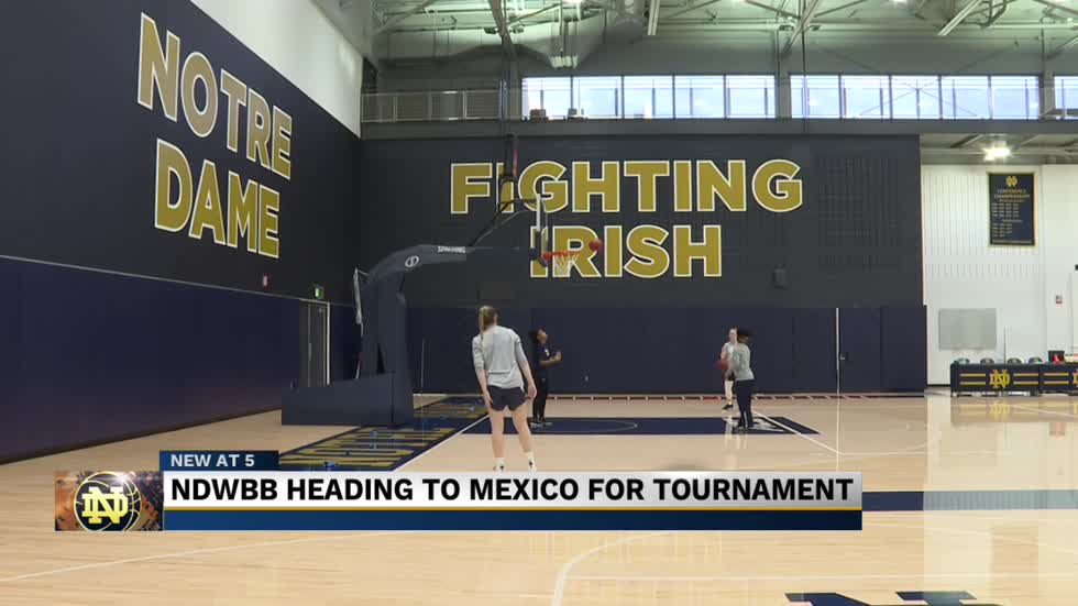 Notre Dame Women's Basketball to play in international tournament