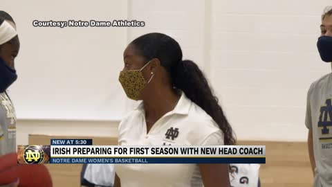 Notre Dame women's basketball team welcomes fresh start