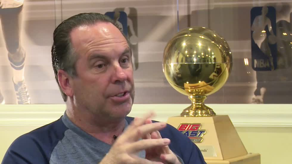 On the cusp of history: One on One with Head Coach Mike Brey