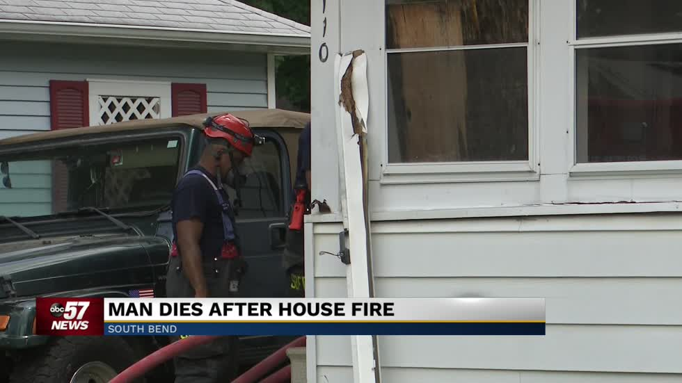 One dead following fire at home on Leer Street