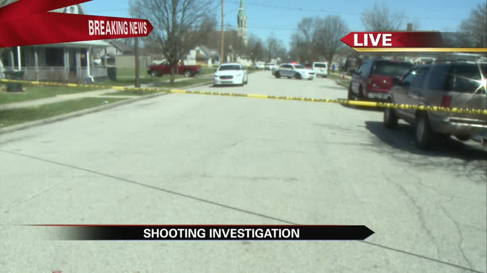 One person shot in area of Orange and Brookfield streets