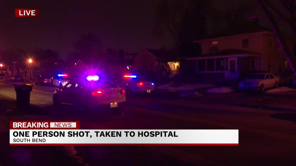 Police investigating shooting on Diamond Avenue