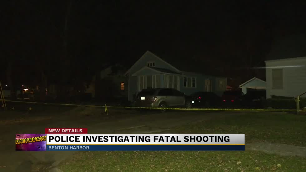 One woman shot and killed in Benton Harbor Sunday morning