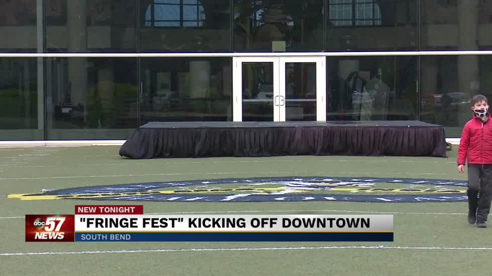Organizers, downtown South Bend businesses prepare for inaugural...