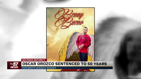 Oscar Orozco sentenced to 50 years in murder of Benito Bueno