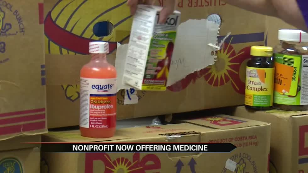 Over-the-counter medicines at Shepherd's Cove, keeping Michiana healthy