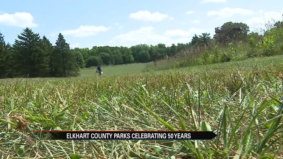 Elkhart County Parks' 50th year anniversary brings free festival