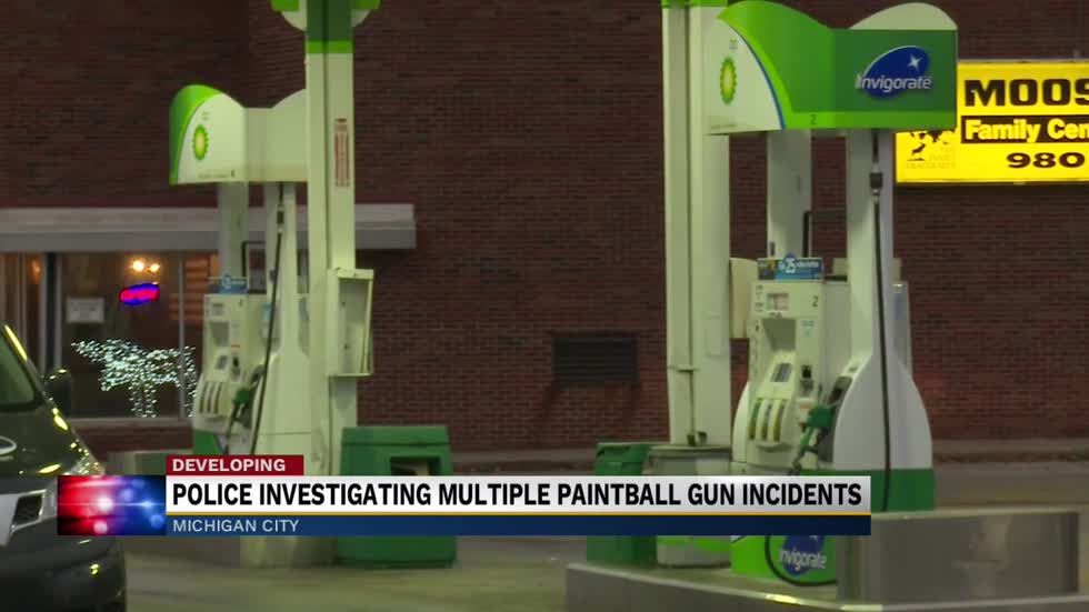 Paintball gun prank nearly turns deadly