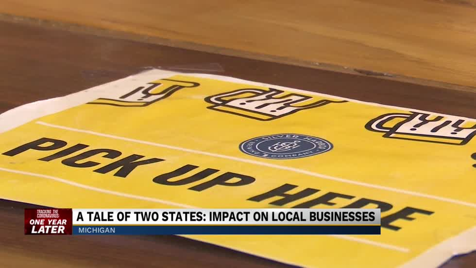 COVID-19 one year later: Varying impacts on Michigan businesses