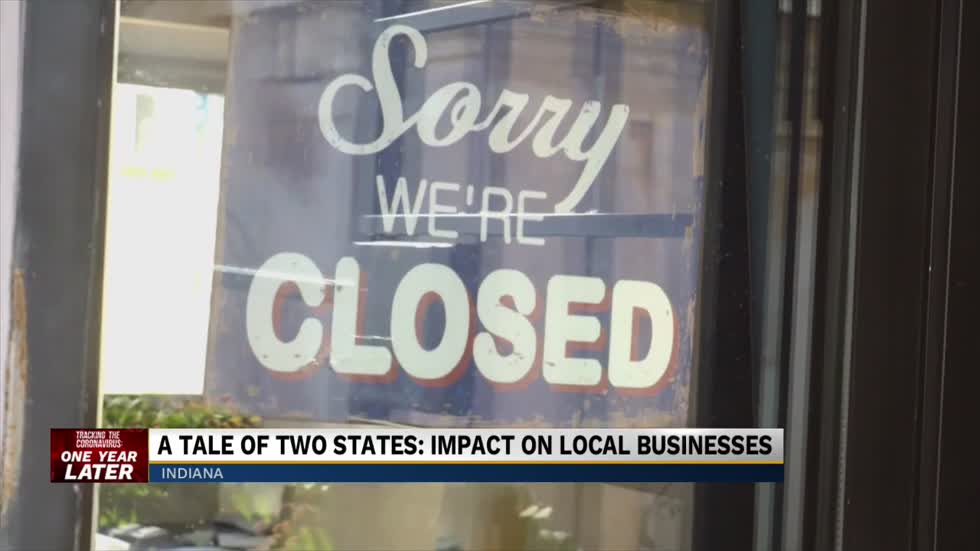COVID-19 One Year Later: Impact on Indiana Businesses