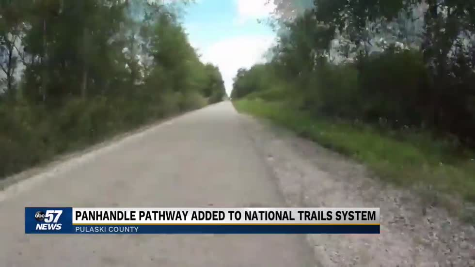Panhandle Pathway added to the National Trails System