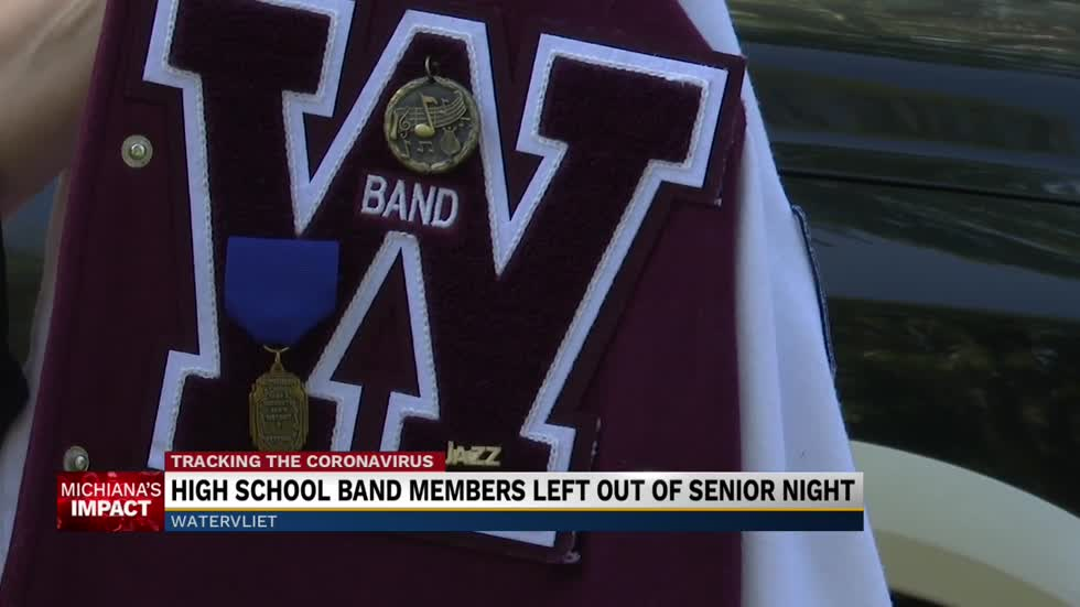 Parents outraged after band is left out of high school senior...
