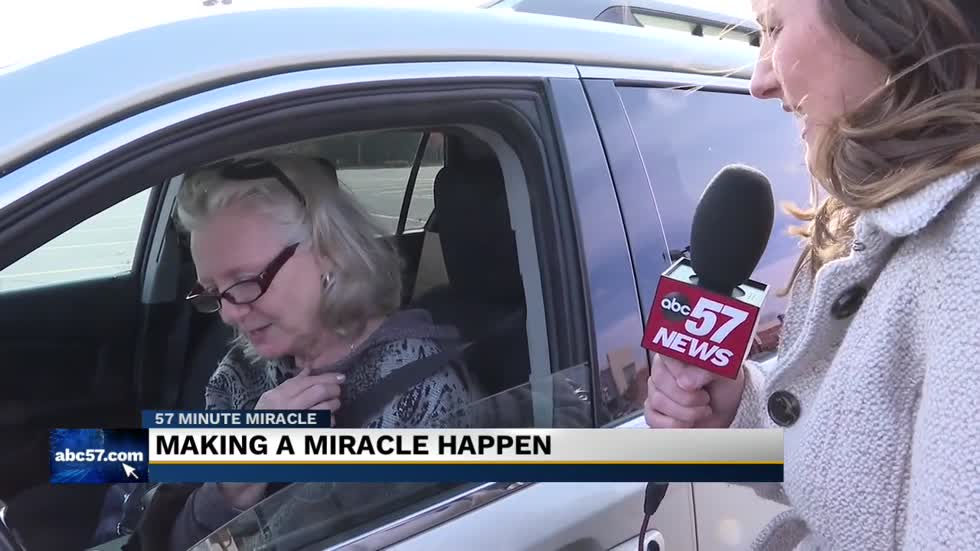 57 Minute Miracle: A father in need