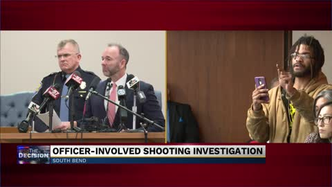 Part 4: Special prosecutor press conference - Eric Logan shooting