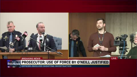 Part 6: Special prosecutor press conference - Eric Logan shooting