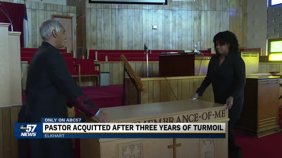 Pastor acquitted after three years of turmoil