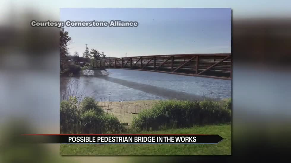 Pedestrian bridge between St. Joe & Benton Harbor gets state funding