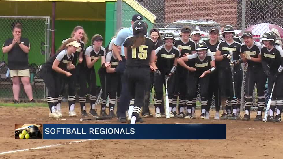 Penn softball continues dominant run with regional title