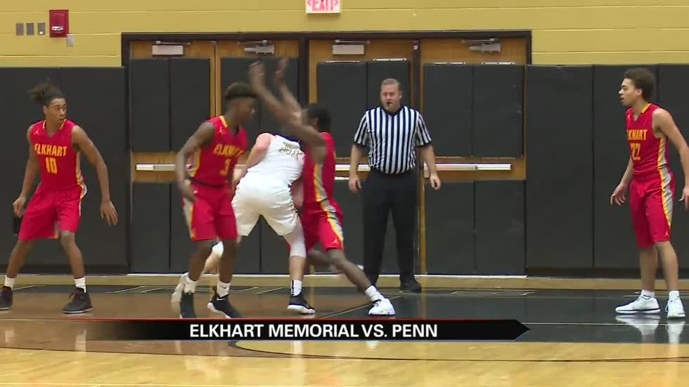 Penn outlasts Elkhart Memorial; other hoops scores