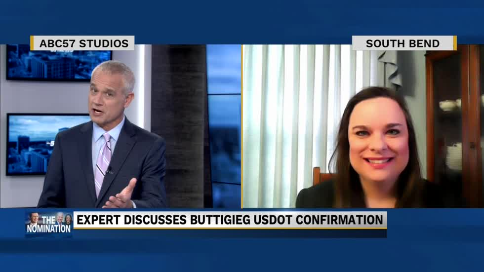 Dr. Bennion discusses Pete Buttigieg's confirmation as Transportation Secretary
