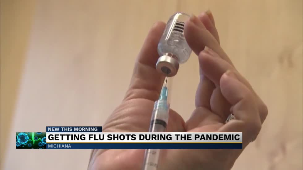 Local pharmacy seeing high demand in flu shots this year