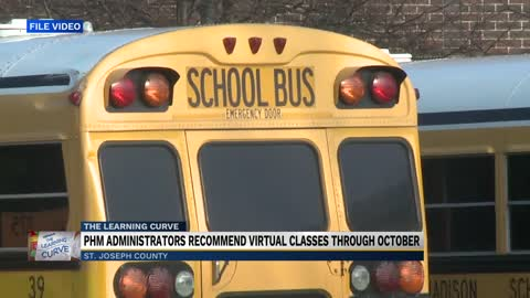 PHM administrators recommend virtual classes through October