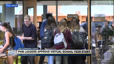 PHM leaders approve virtual school year start